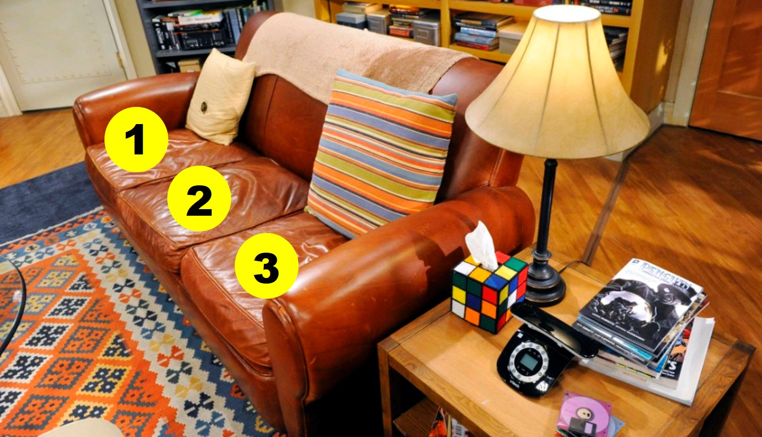 How high can you score in this fans only big bang theory test ...