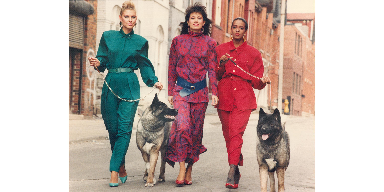 Мода 80 х годов на фото