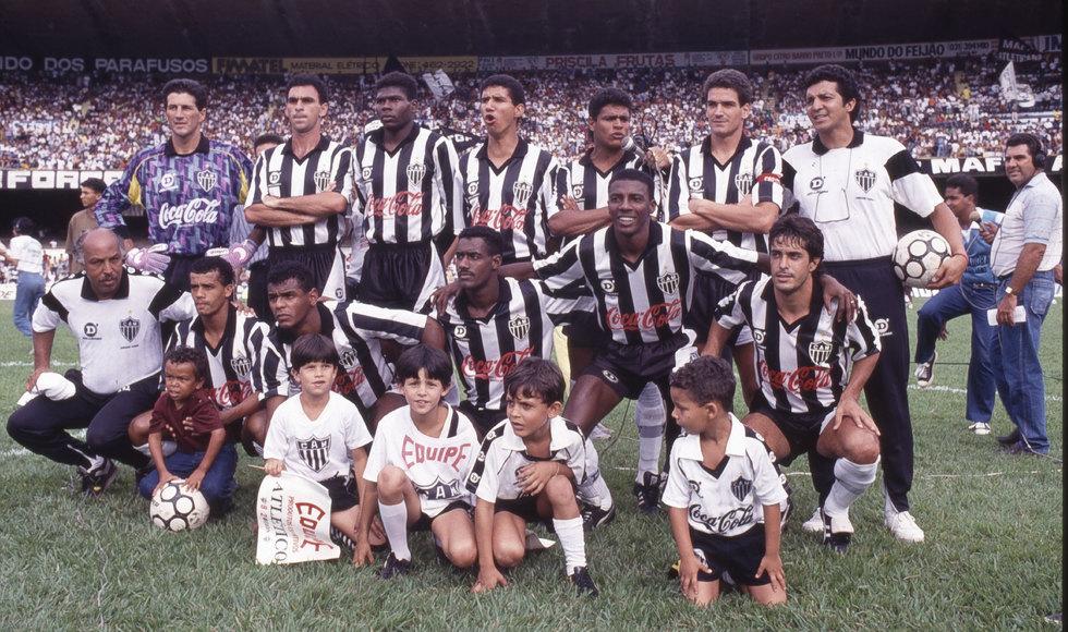 Resultado de imagem para atletico 1991