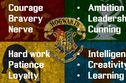 This Is What Your Favorite Hogwarts House Says About You