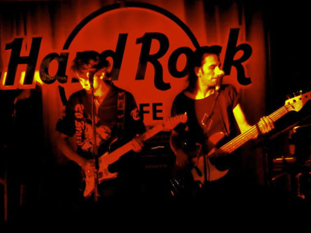 Hard Rock Cafe Ambience Mall Gurgaon