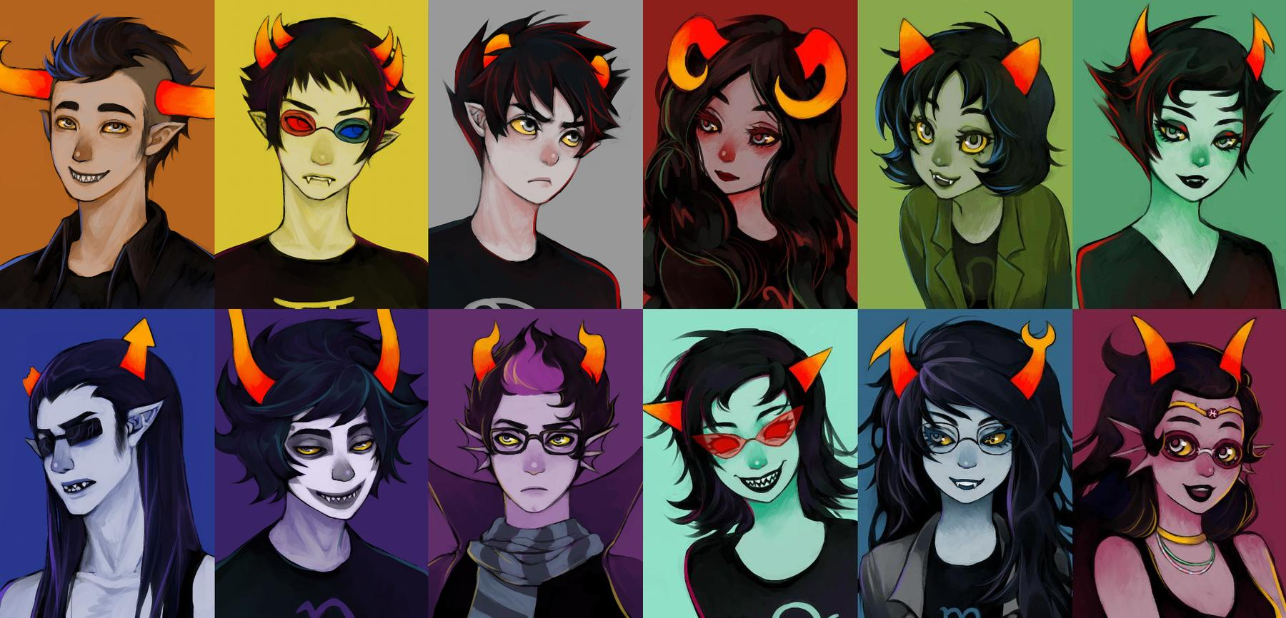 Which Homestuck Troll Are You