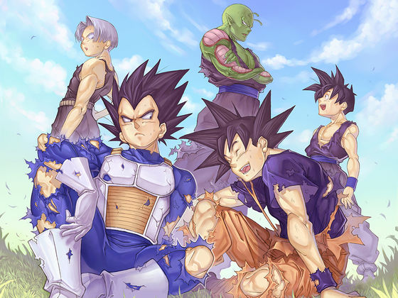 Which Dragonball Z Character are you most like  Playbuzz