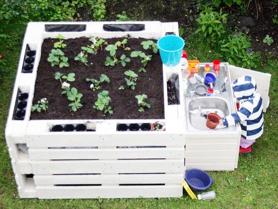 Outdoor Küche Für Kinder Bauen : Outdoor k che selber bauen garten design