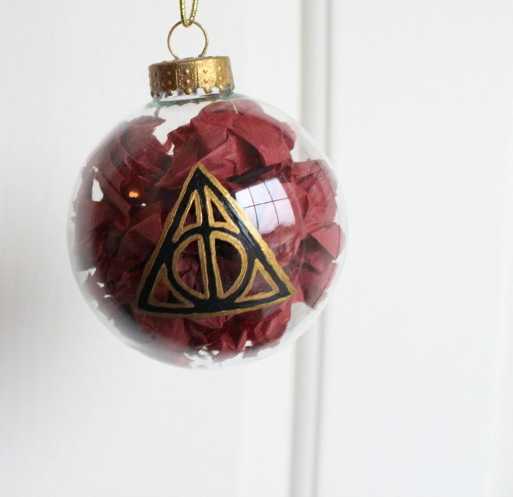 choose some harry potter christmas stuff and well sort you into your hogwarts house playbuzz - Harry Potter Christmas Decorations