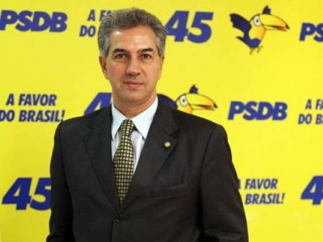 Reinaldo Azambuja - PSDB – Mato Grosso do Sul