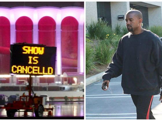 Is Kanye Okay? Kanye West Is Put On Psychiatric Hold After A Series Of Bizarre Events