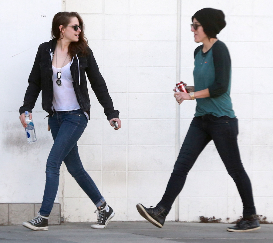 Chapstick lesbian fashion