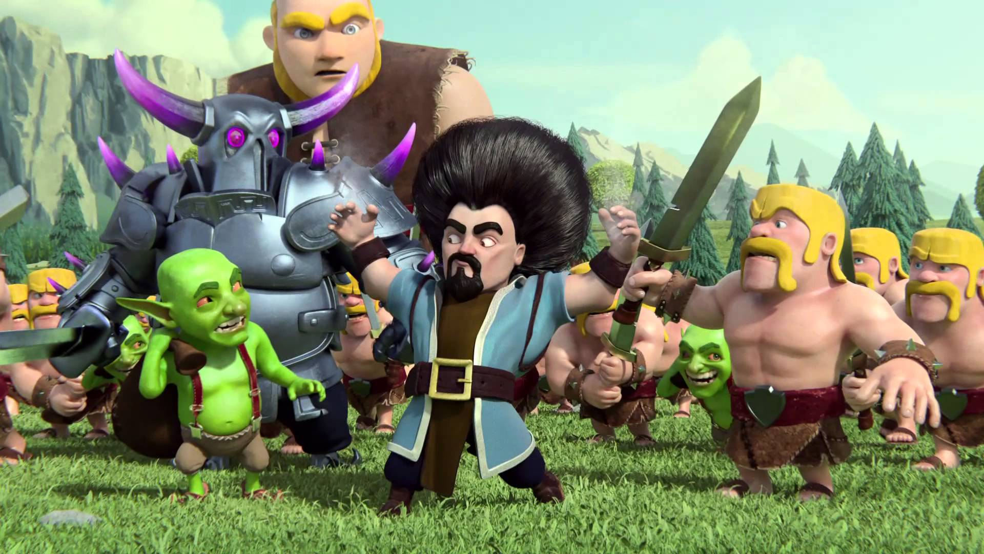 Top Which Clash Of Clans Troop Are You? | Playbuzz CO81