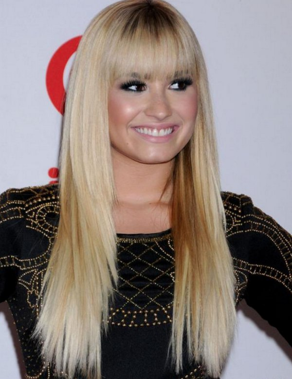 Which Demi Lovato Hair Came First Playbuzz