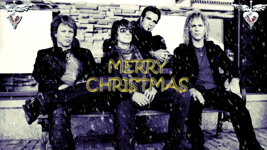 "Which Bon Jovi ""Christmas"" Song Are You? 