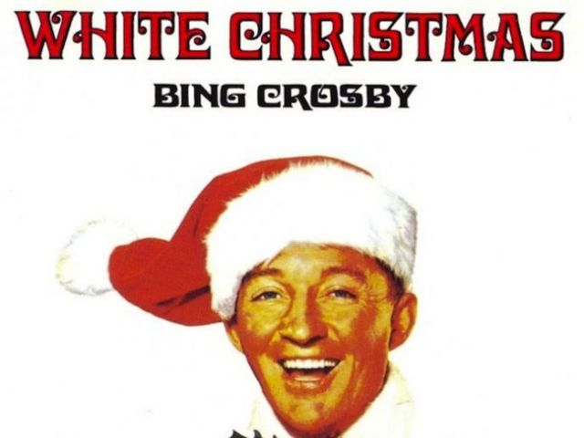 Do you remember the lyrics to these 23 classic christmas for Dreaming of a white christmas lyrics