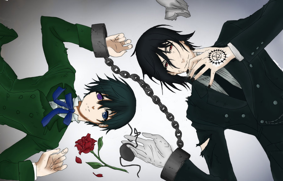 Which Black Butler Character Are You