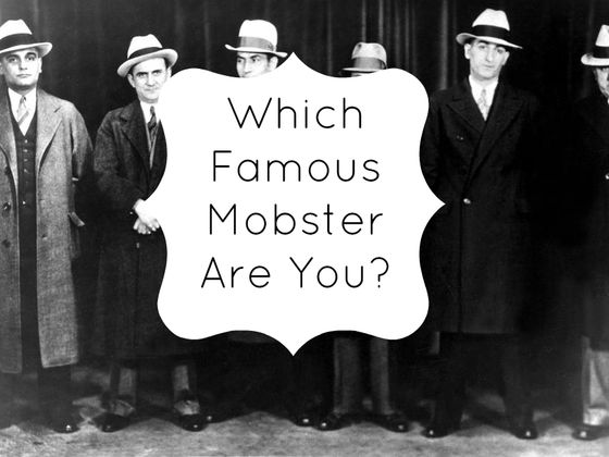 Three Six Mafia Quotes: Which Famous Mobster Are You?
