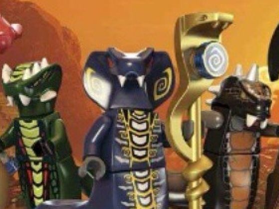 Ninjago- What Serpentine Tribe are you | Playbuzz 4 Snake Tribes Of Ninjago