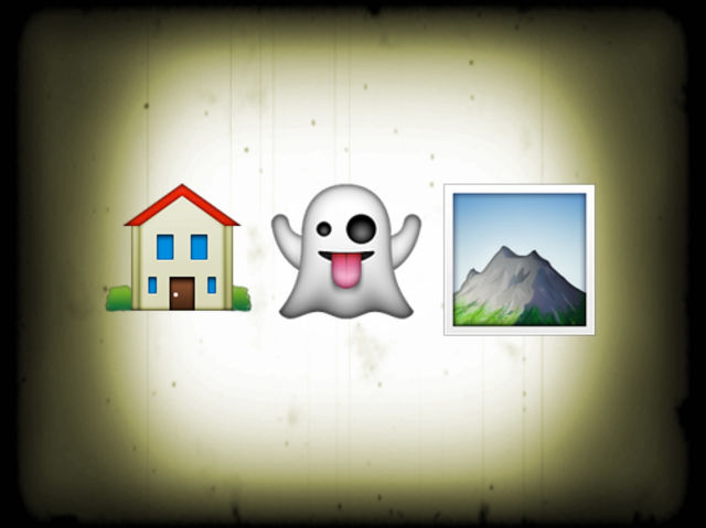 Emoji 2 Silent Night Aggrieved Stock Images Royalty Free Images