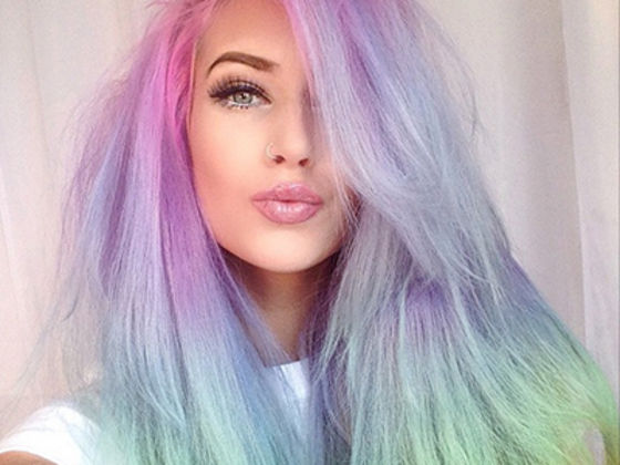 What Crazy Colour Should You Dye Your Hair Playbuzz
