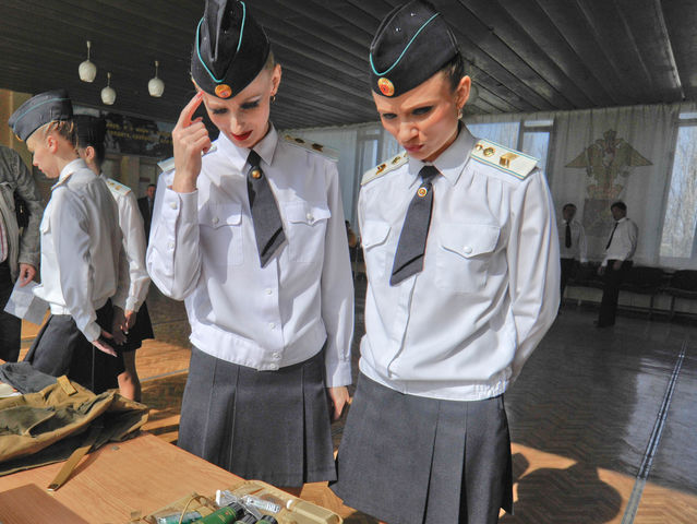 Тест в какие войска связи - 7de