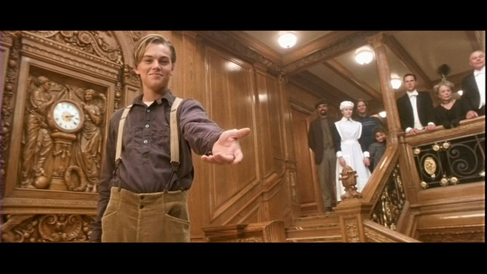 "do you remember all the little details from ""titanic""? 