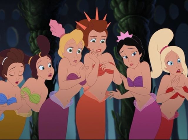 Which Of King Triton S Daughters Are You