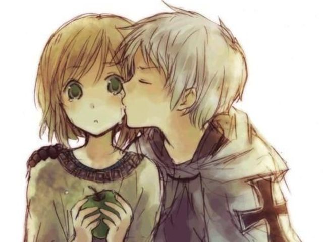 Cute anime couples not from tv playbuzz altavistaventures Images