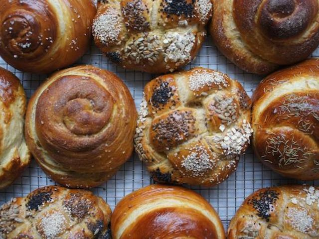 Хала - сдобный праздничный хлеб