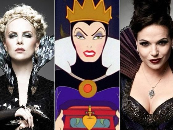 Which Evil Queen Are You?