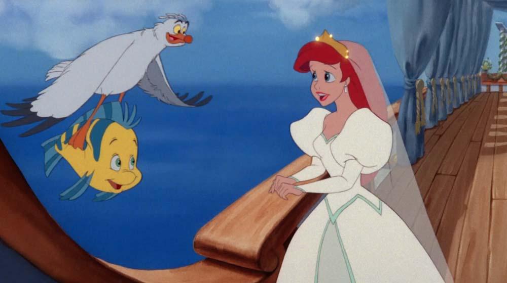 Perfect Ariel Disney Princess Wedding Dress Image Collection ...