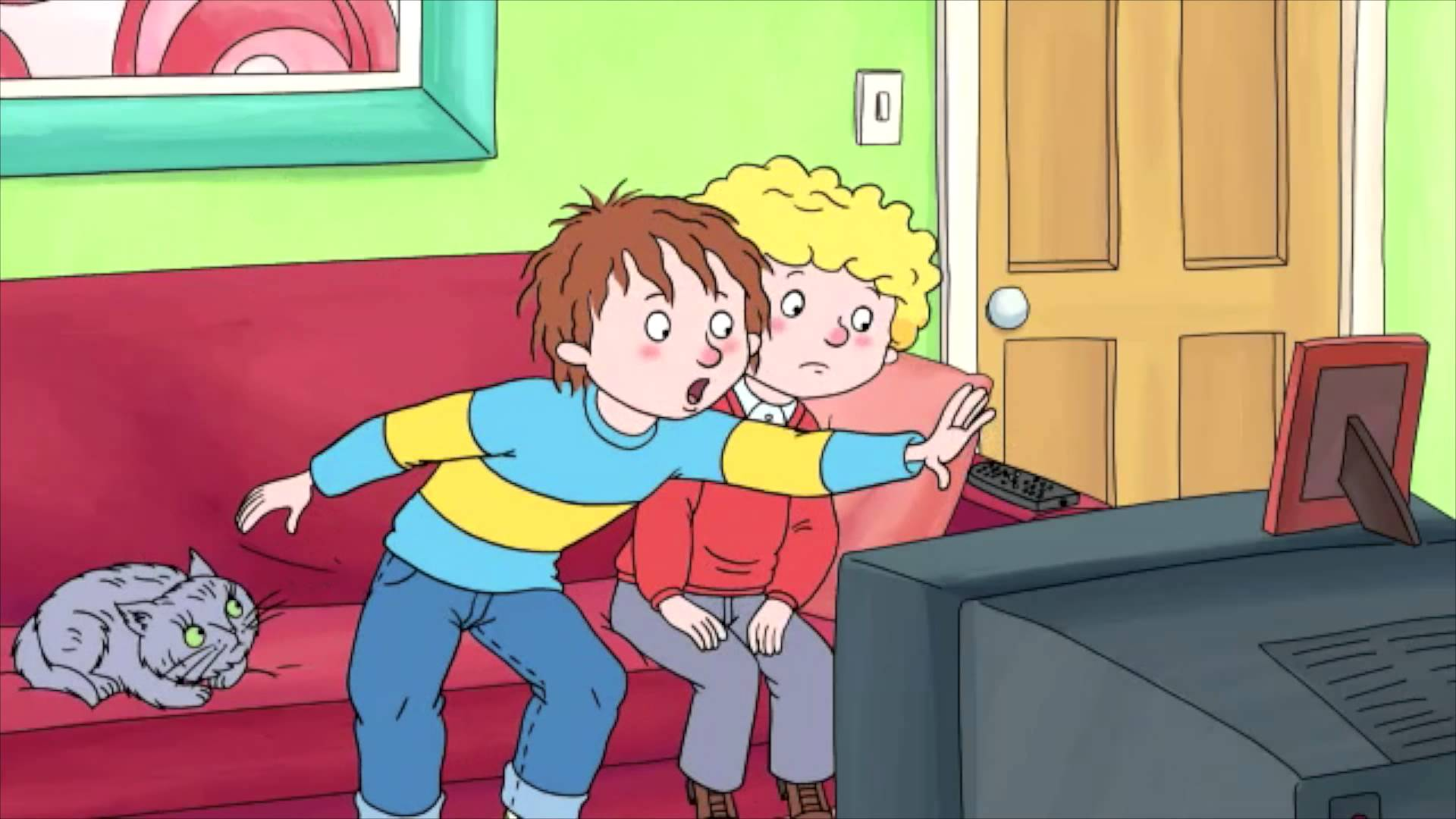 Can You Guess The Horrid Henry Episode From Picture