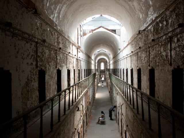 2. East State Penitentiary, Φιλαδέλφια, Πενσιλβανία