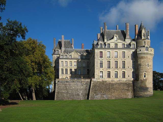 Château de Brissac, Γαλλία