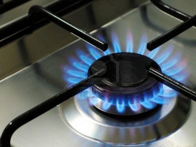 Gas doméstico natural