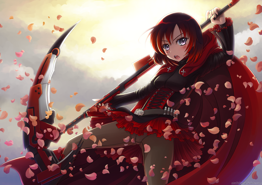 Ruby Rose RWBY 4K Wallpapers | HD Wallpapers