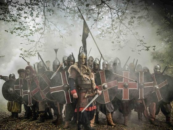 What type of Viking warrior are you? | Playbuzz