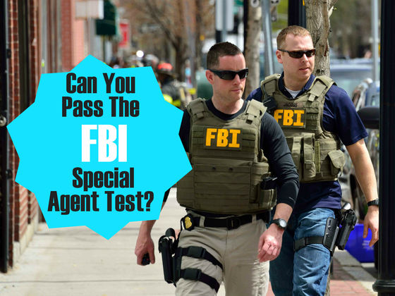 How to become a F.B.I or C.I.A agent?