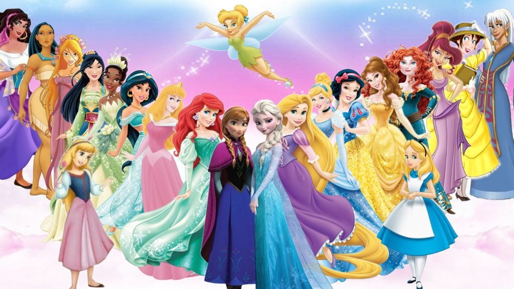 QUIZ: Can You Identify Every Disney Princess? - Stars