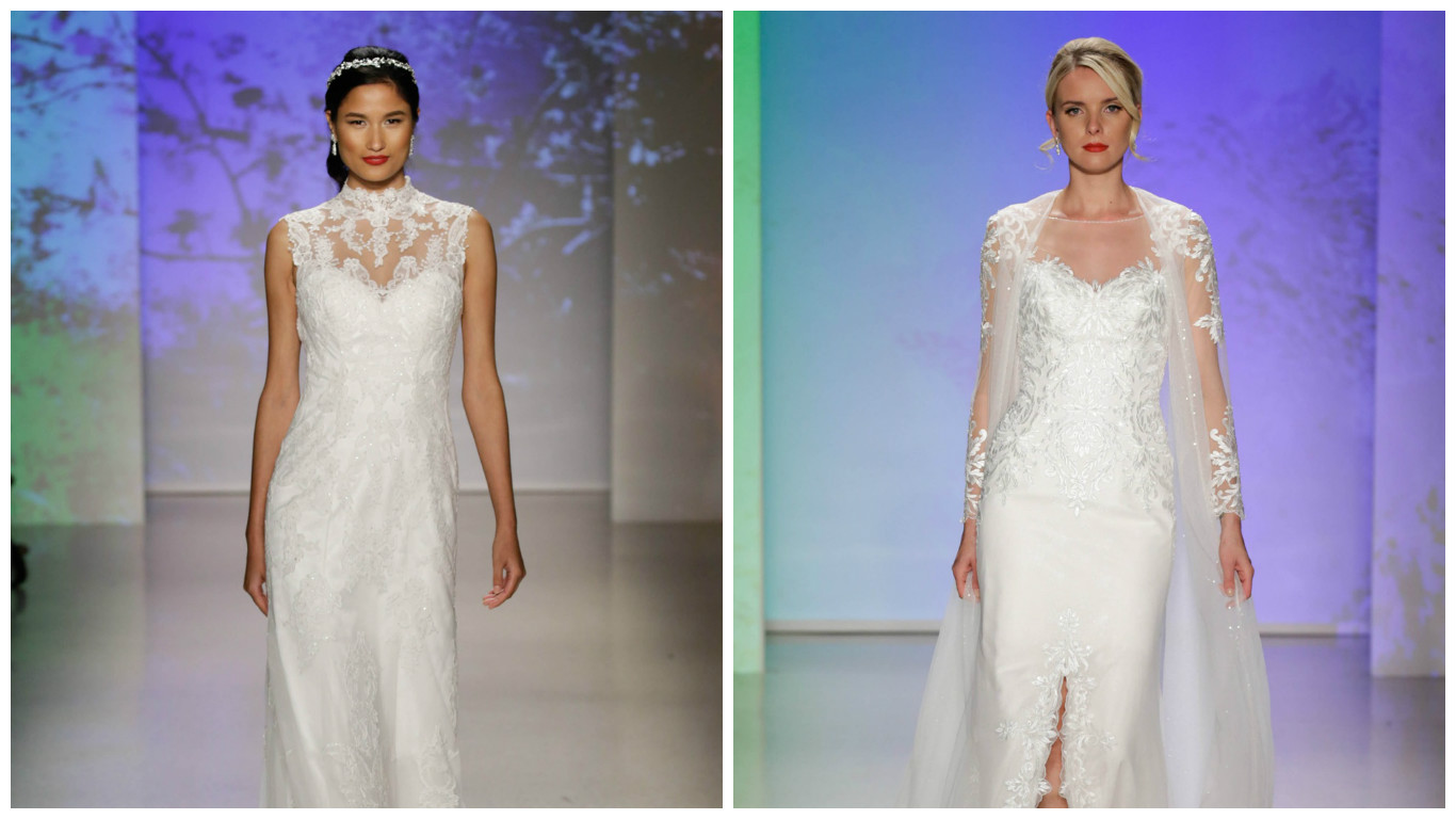 These Disney Wedding Gowns Will Transform You Into A Real Princess ...