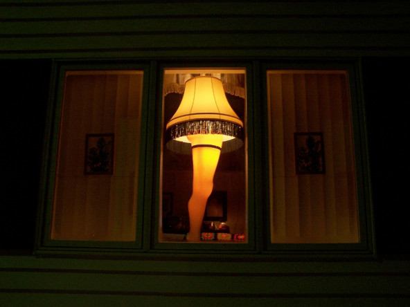 ... theme is A Christmas Story; the leg lamp scene...Happy Holidays early!!  ENJOY!! Interested in getting yours? Just give us a  shout--trish@studioatg.com
