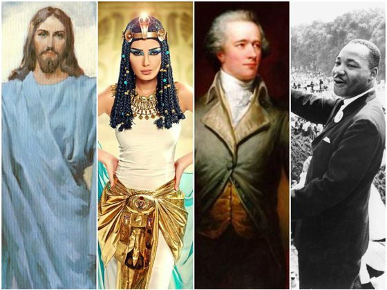 Which Famous Historical Figure Were You In A Past Life?
