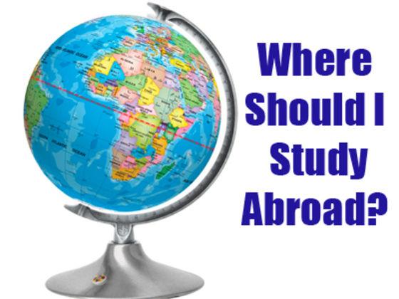 Where should I study abroad?