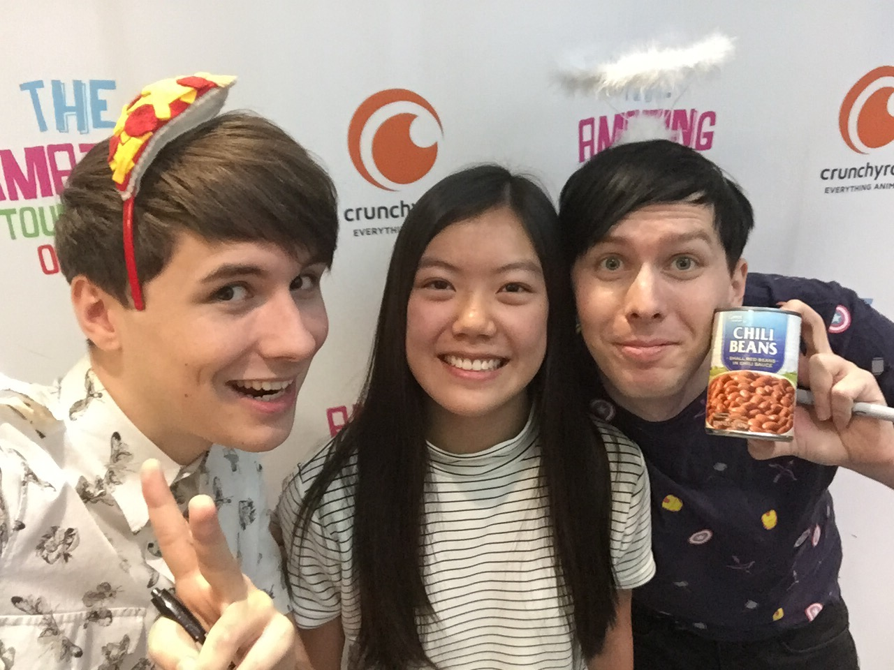 The Funniest Tatinof Meet And Greet Pictures On The Internet Playbuzz