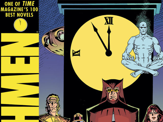 Have you read Watchmen (graphic novel)?