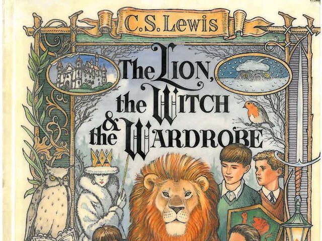 Have you read The Lion, The Witch, and the Wardrobe?
