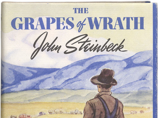 Have you read The Grapes of Wrath?