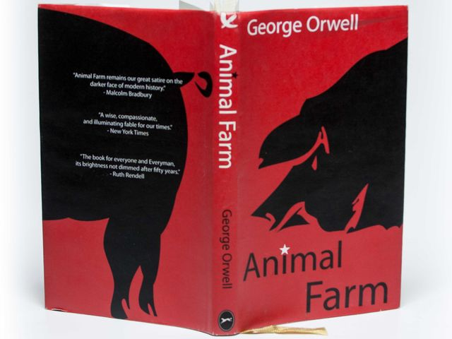 Have you read Animal Farm?