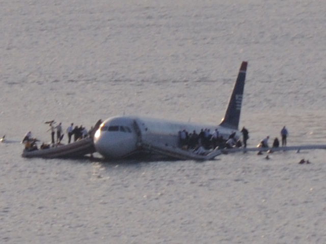 US Airways Flight 1549's landing rescue saved the lives of over 150 people and is unofficially known as: