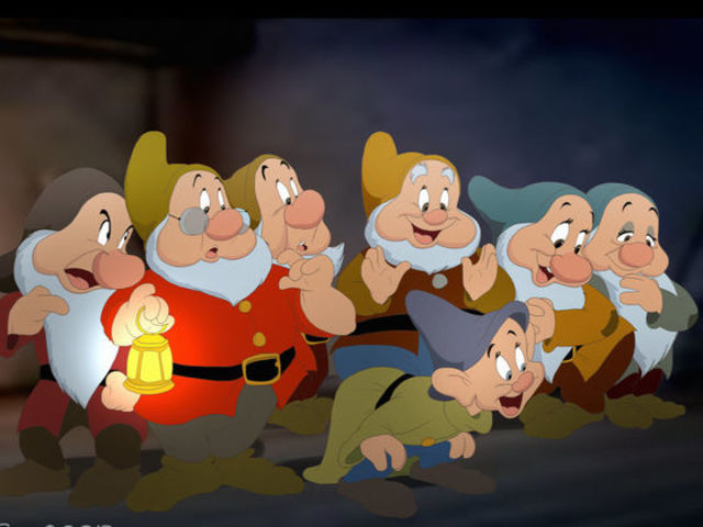 Grumpy, Doc, Sneezy, Dopey, Doc, and Bashful. Which dwarf have we left out?