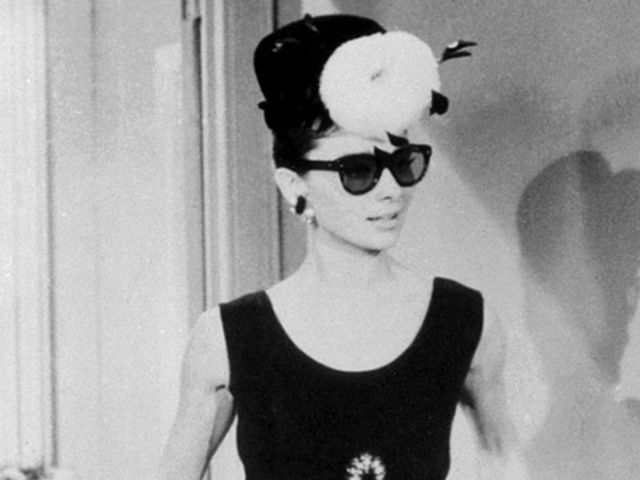 Possibly, the most famous Little Black Dress is history was worn by Audrey Hepburn in  'Breakfast at Tiffany's', 1961.