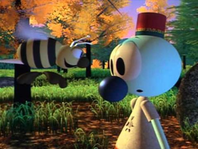 The Adventures of André and Wally B. was Pixar's first short. Luxo Jr. was the first CGI animated short to be nominated for an Oscar!