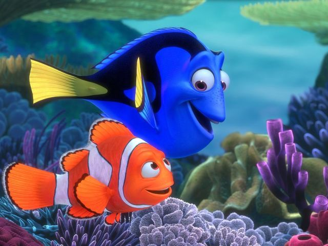 Finding Nemo has sold over 40 million DVD copies worldwide!